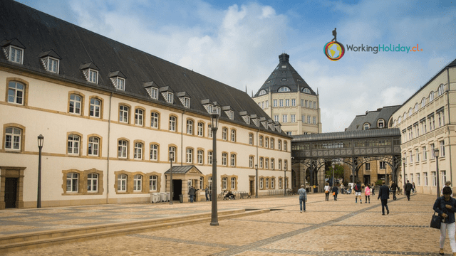 Luxemburgo Chile informacion preliminar working holiday visa Luxembourg