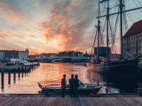 Dinamarca Trabajo Asalariado