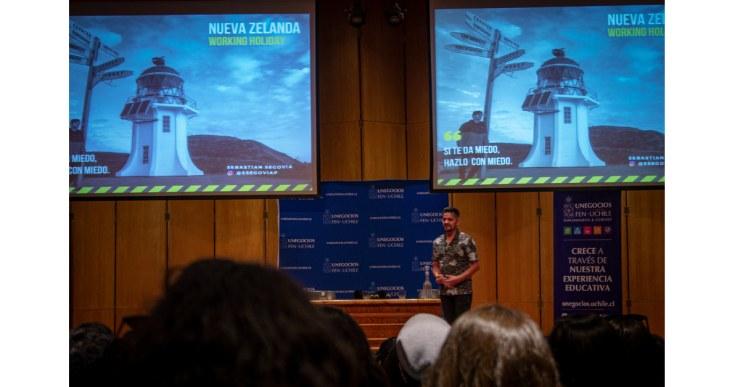 charla Nueva Zelanda - Sebastian Segovia