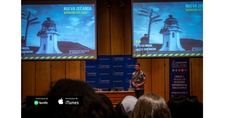 Podcast Sebastian Segovia - NuevaZelanda