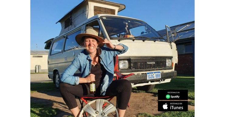 Podcast Claudia Iglesias - Australia Tercer