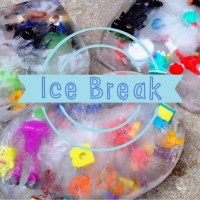Ice Break for Spring Break!