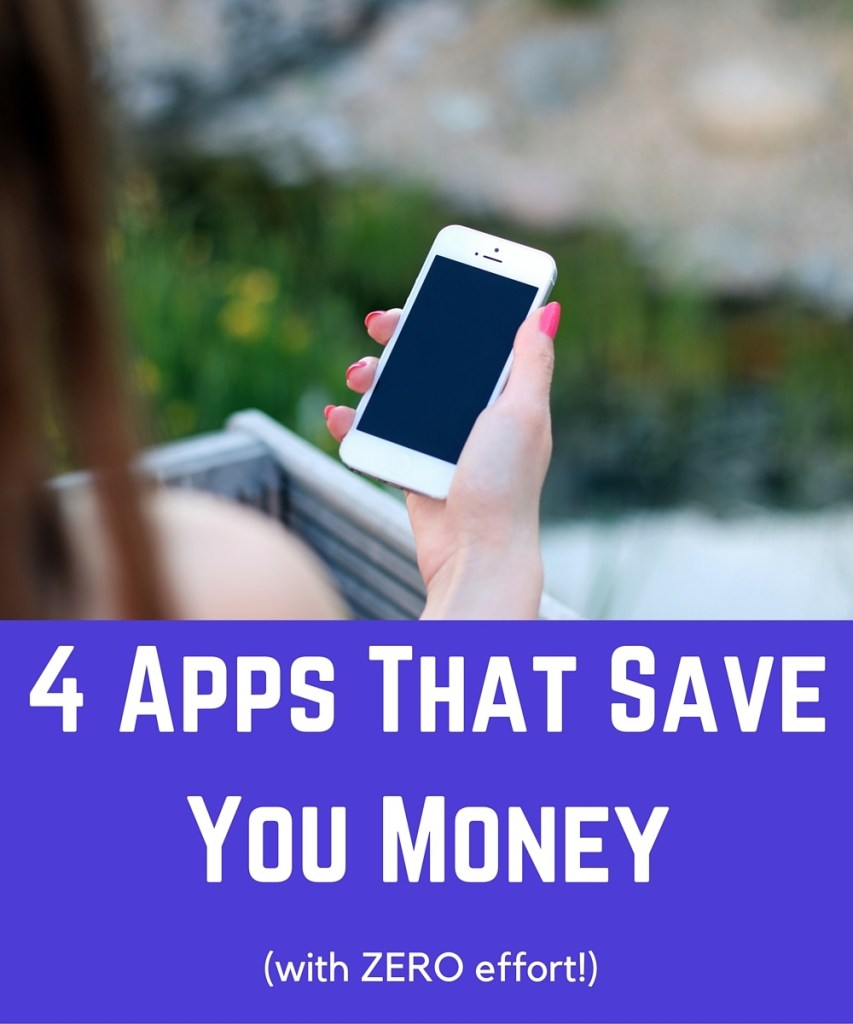4 apps that save you money