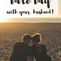 10 Reasons To Have a Date Day with Your Husband