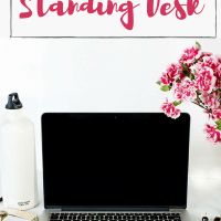 Why I Use a Standing Desk