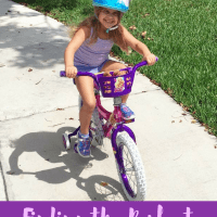 "Finding the Perfect ""Big Girl"" Bike"