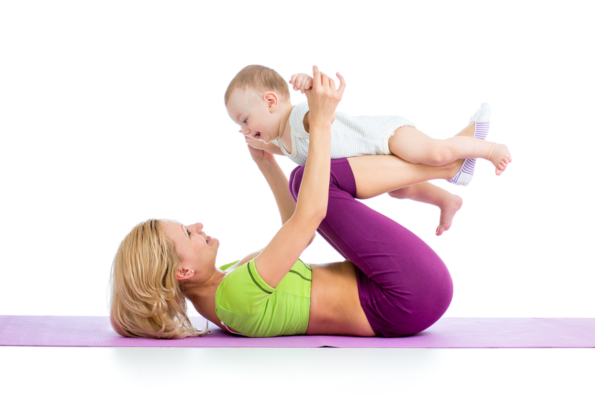 How Busy Moms CAN Make Time for Fitness (While Still ...