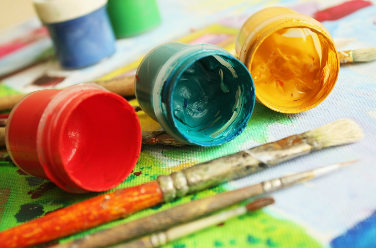 Art For Kids Fitting Creative Activities Into Your Busy Life