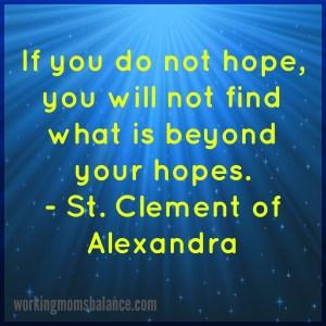why hope