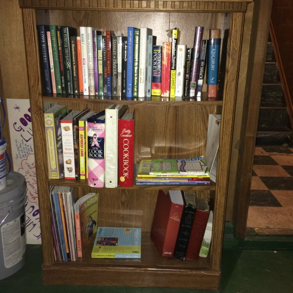 Tackling Books With The KonMari Method