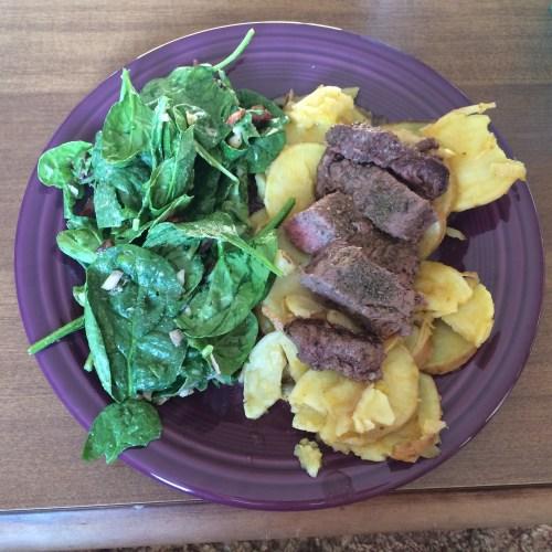 Rosemary Sirloin Steak - Green Chef Review