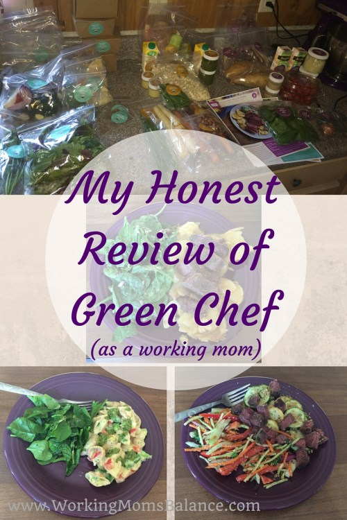 I'm tired of meal planning. I'm tired of cooking meals that no one eats. I want a simple solution that doesn't take a lot of thought and planning. I tried Green Chef meal delivery service. This is my honest review and mouthwatering pictures of the meals we enjoyed!