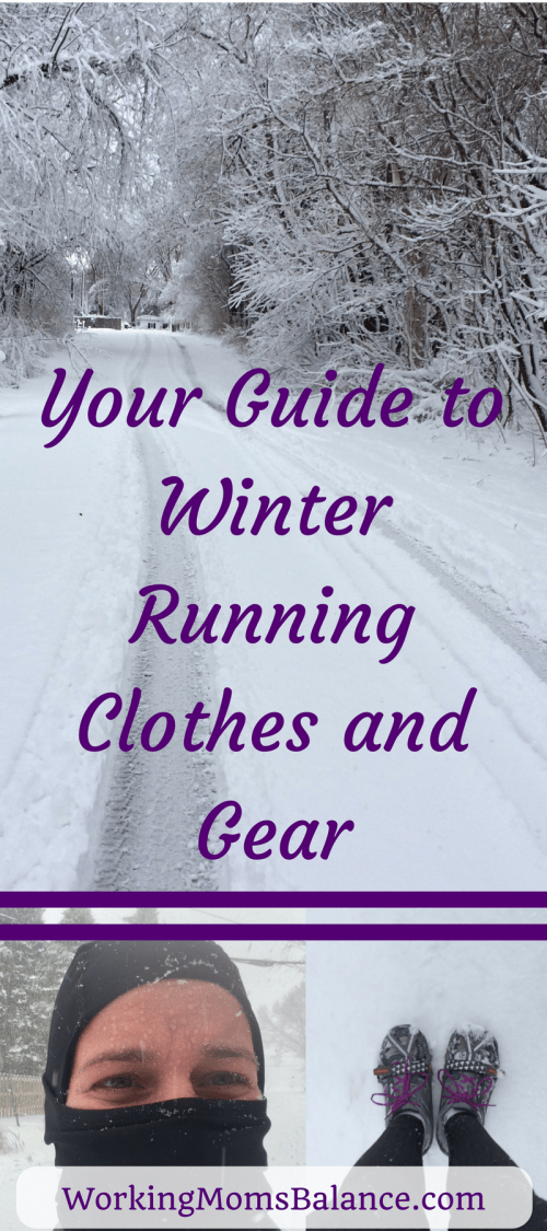 Don't give up on running just because the weather is snowy and cold. You can easily keep running outside all winter long if you take a few steps to prepare. In this guide I take you through all of the clothes and gear you need to keep running all winter long. Winter running can be an adventure. Click here to read all about the winter running clothes and gear you need to have an amazing winter of running.