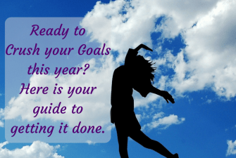 A Step-by-Step Plan for Crushing Your Goals