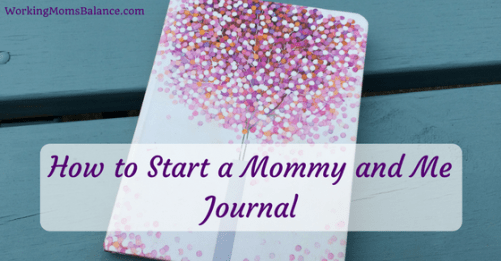 A mommy and me journal can help develop your relationship with your child and open up the door for closer communication. This post shares the benefits and tips for getting a mommy and me journal started with your child today.