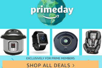 TODAY ONLY: Amazon Prime Day Deals You Don't Want to Miss!