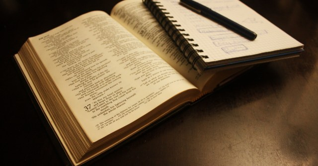5 Things To Do During Your Quiet Time With God
