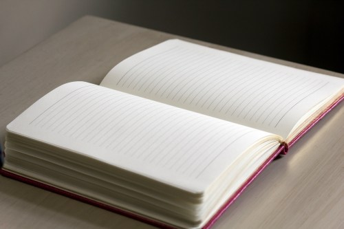 try journaling to improve mental health