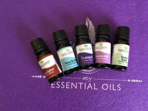 essential oil basic usage information