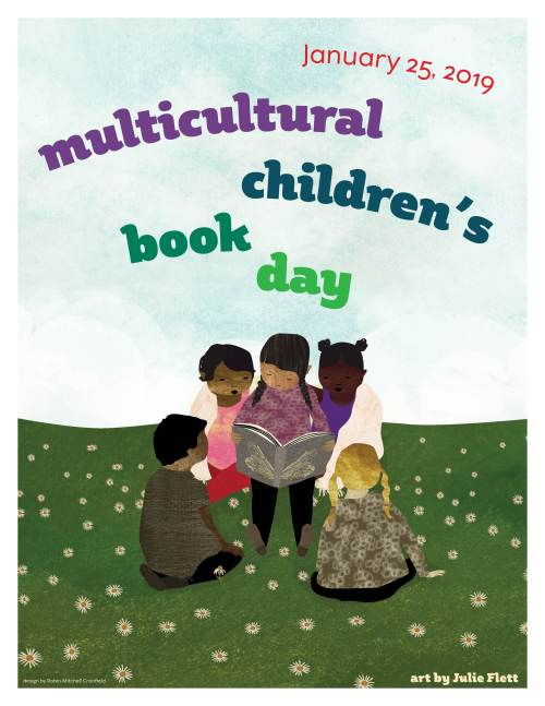teach children to celebrate diversity and other cultures with multicultural children's book day