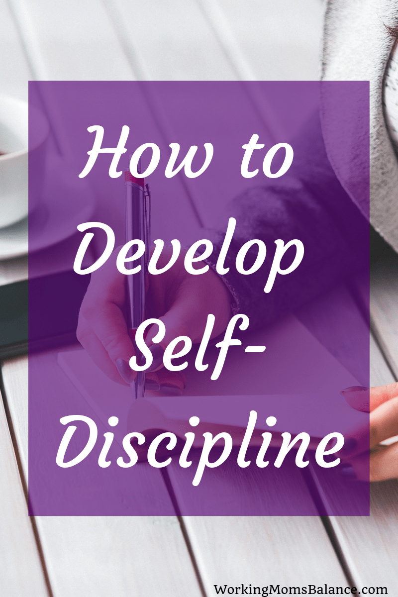 Self-discipline allows you to focus, work hard, and accomplish your biggest goals. But self-discipline doesn't come naturally to most of us. This post will share with you how to develop self-discipline so you can reach you greatest potential. #goals #selfdiscipline #goaloriented #intentional #achieve #discipline #careerwoman
