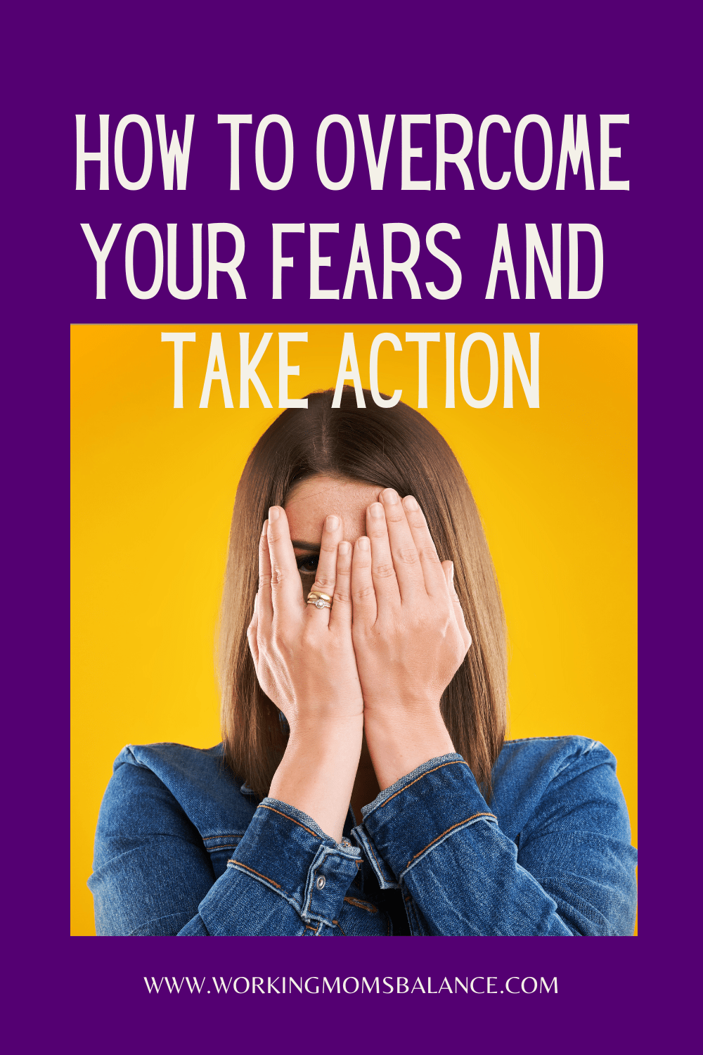 Fear is just a sensation in your body. Learn how to overcome your fears and take action on your biggest goals. Turn fear into usable energy.
