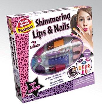 shimmering-lips-nails
