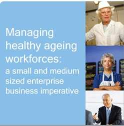 Cover of Managing Healthy Ageing Workforces