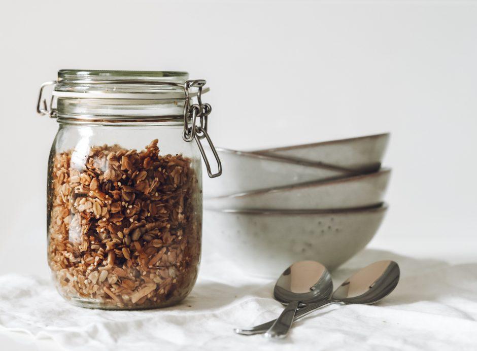 Supereinfaches Granola Grundrezept