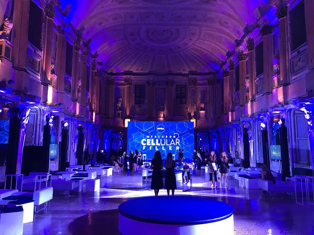 Eventi_maggio 2018_nivea 02_palazzo reale milano