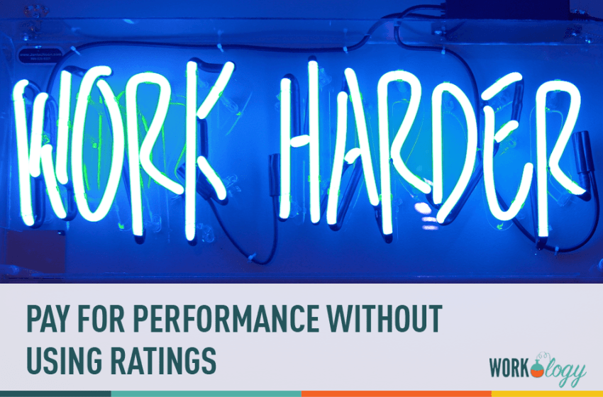 Pay for Performance Without Using Ratings