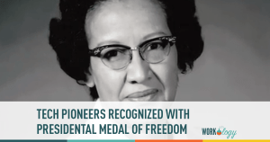 Tech Pioneers Awarded the Presidential Medal of Freedom