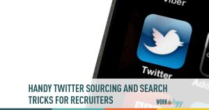 16 Handy Twitter Recruiting & Hiring Hacks [Infographic]