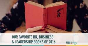 Our Favourite HR, Business and Leadership Books of 2016