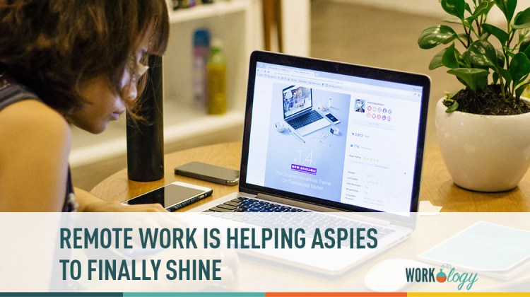 remote work, aspies, aspergers, autism, work from home