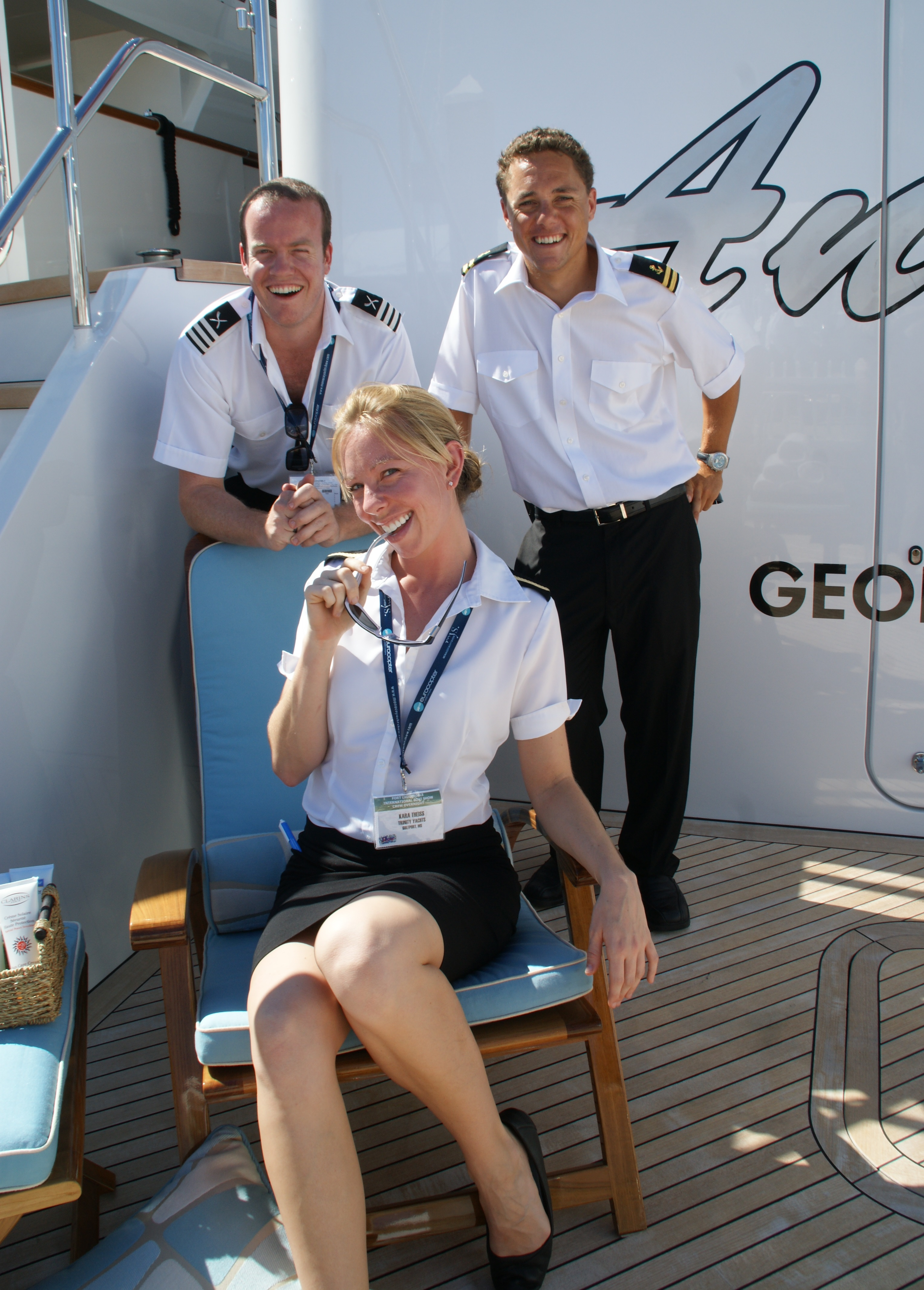 Official Yacht Stewardess Job Descriptions And Salaries