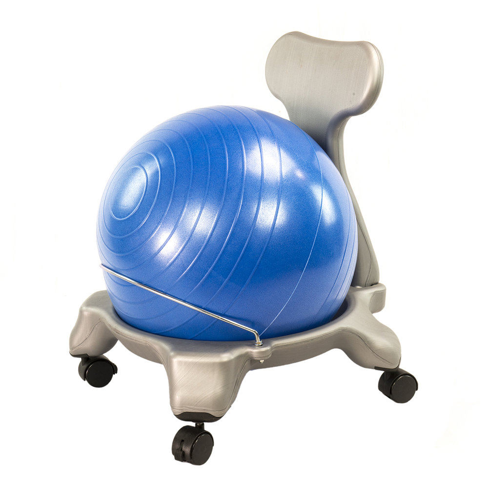 ball chair for kids gci outdoor aeromat gray blue quick view