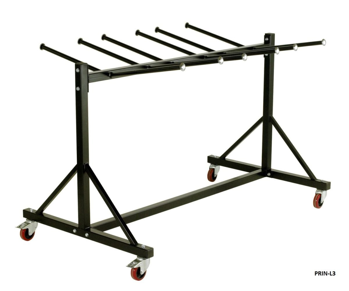 banquet chair trolley desk youtube folding trolleys workplace stuff