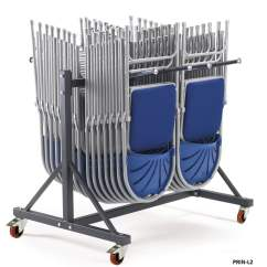 Banquet Chair Trolley Folding Buy Trolleys Workplace Stuff