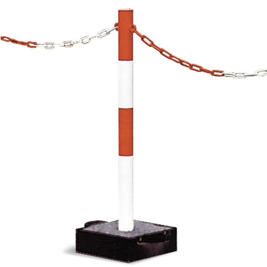 Heavy Duty Outdoor Barrier Chain Posts  Workplace Stuff