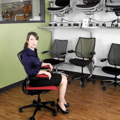 Humanscale Liberty Office Chair Review Bungee Academy Sports We Did Heard About This