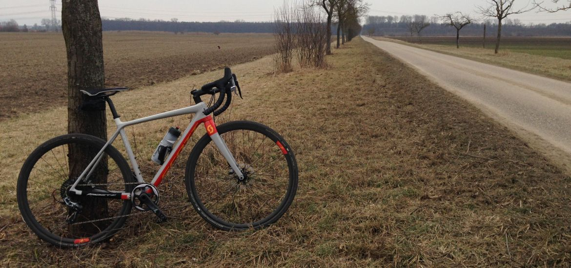 Winter Gravel Ride