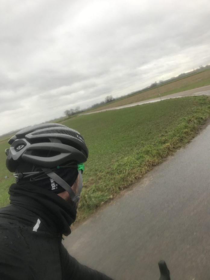 Rapha Festive500 Day2