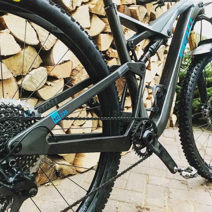 Stoll Bikes M1 Schaltung