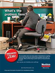 proper posture desk chair hanging for room what's the problem here? | worksafe saskatchewan