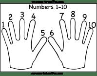 Number Counting  1-10 / FREE Printable Worksheets ...