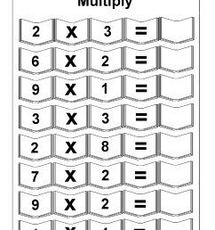 Multiplication – 5 Worksheets / FREE Printable Worksheets – Worksheetfun [ 1492 x 1054 Pixel ]
