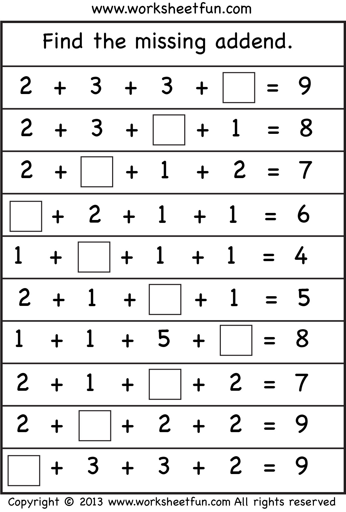 Missing Number Worksheet New 895 Kindergarten Missing Number Worksheets 1 100