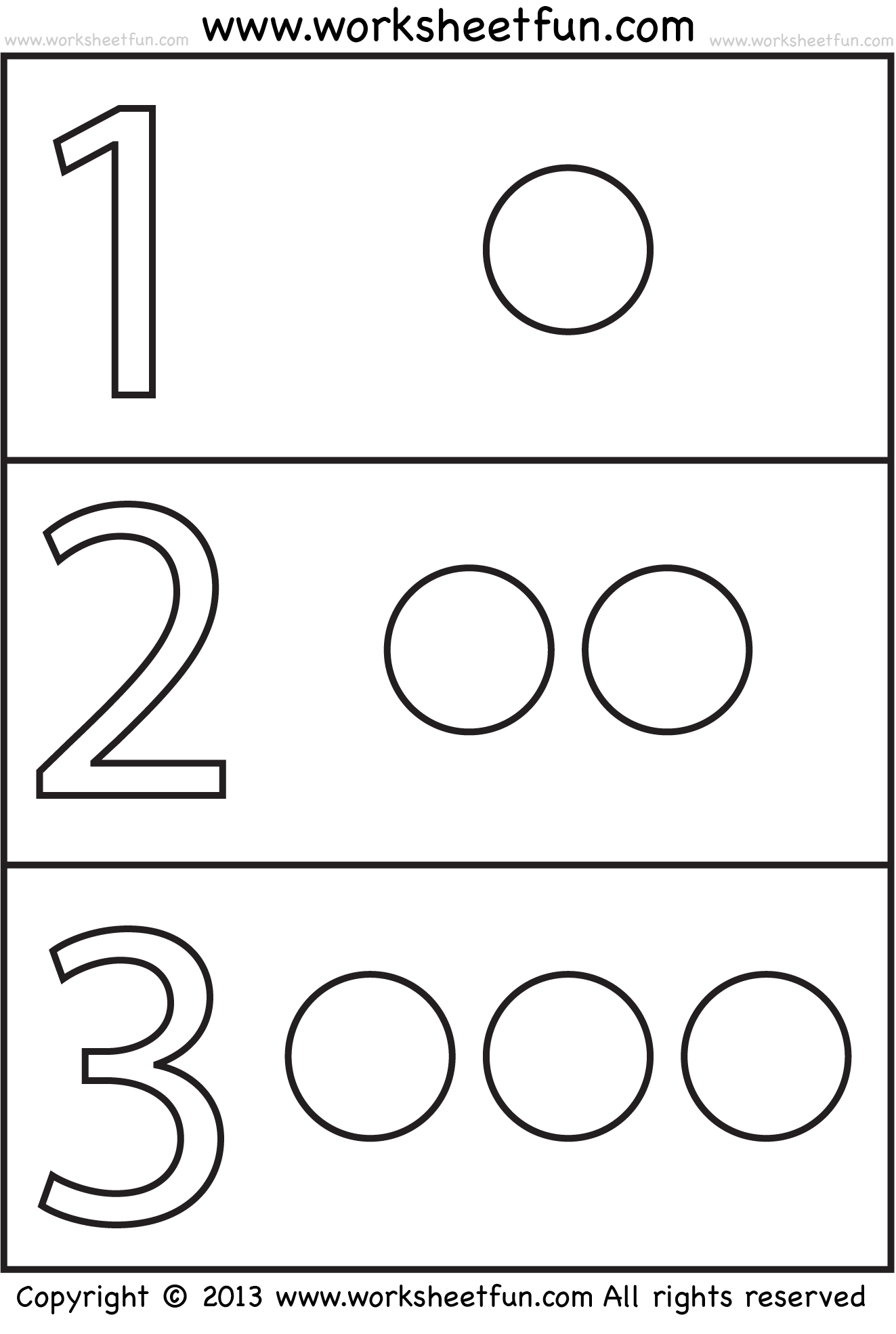 Numbers And Shapes 4 Worksheets Free Printable Worksheets Worksheetfun