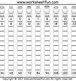 Times Table – 2-12 Worksheets – 1 [ 1462 x 1810 Pixel ]